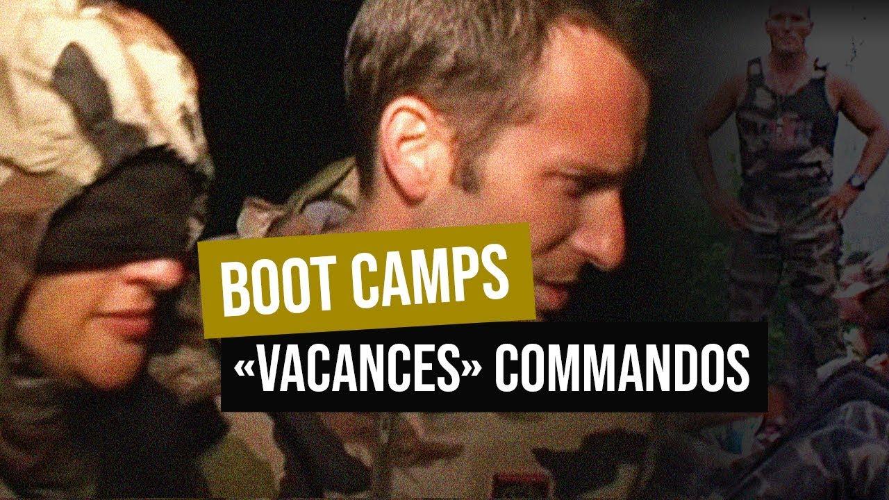 Documentaire Vacances commando