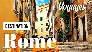 Documentaire Vivre un an à Rome