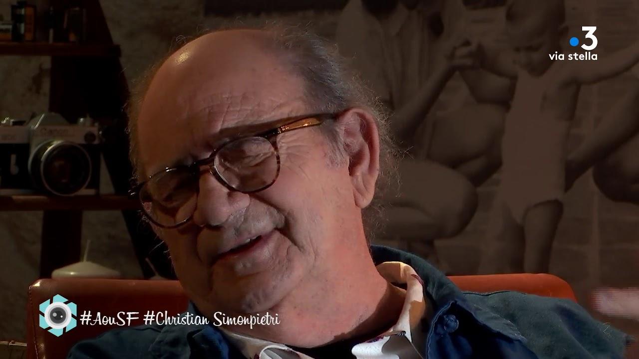 Documentaire Avec ou sans filtre – Christian Simonpietri