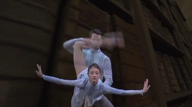 Documentaire Coup de ballet aux archives