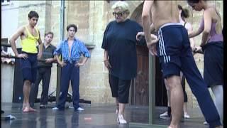 Documentaire Danse en Lubéron, le ballet des jeunes d'Europe