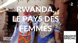 Documentaire Rwanda, le pays des femmes