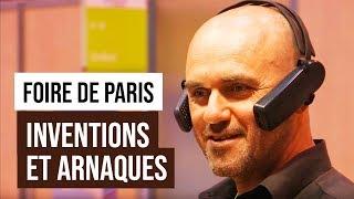 Documentaire Foire de Paris : bonimenteurs, bricoleurs et  Concours Lépine