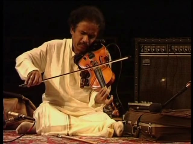 Documentaire L. Subramaniam, un violon au coeur