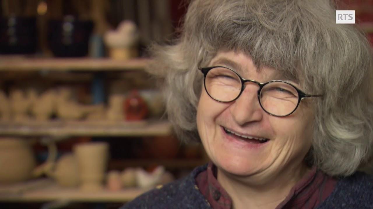Documentaire Le bonheur est dans le pot ou la dernière potière traditionnelle de Bonfol