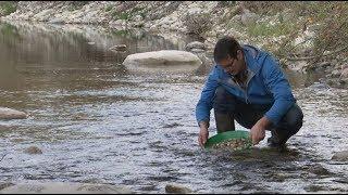 Documentaire Le petits cailloux de Géo Trouvetout ou les folles découvertes d'un géologue de génie