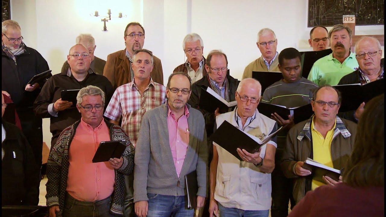 Documentaire La vallée du chœurou le plaisir de chanter