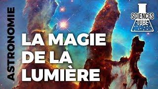 Documentaire Les mystères du cosmos – La magie de la lumière