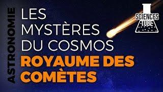 Documentaire Les mystères du cosmos – Le royaume des comètes