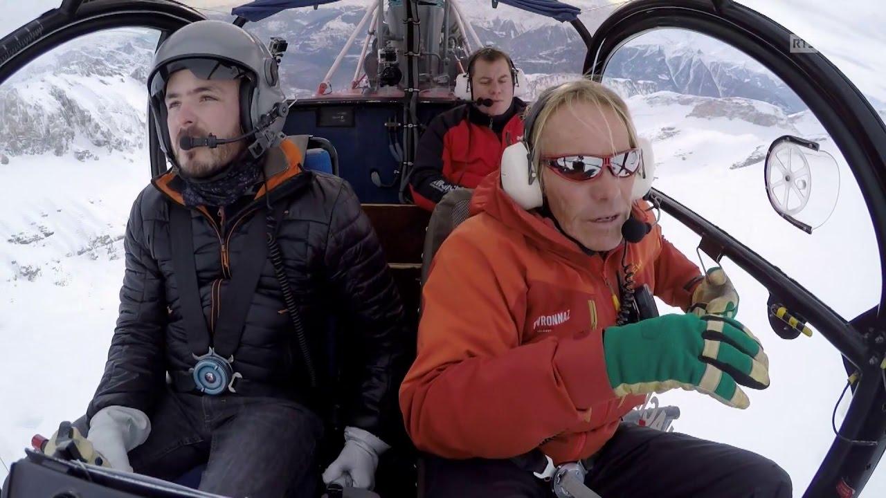Documentaire Ski sous haute sécurité ou comment assurer un risque zéro tout en vendant le rêve du hors-piste