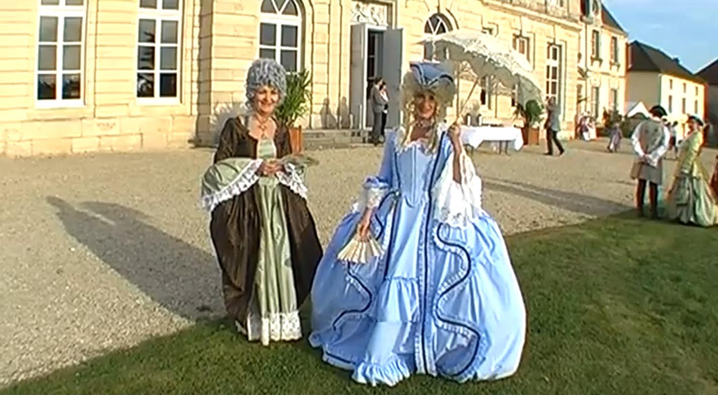 Documentaire Château d'Arcelot