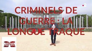 Documentaire Criminels de guerre : la longue traque