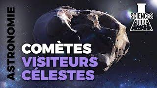 Documentaire Comètes, visiteurs céleste