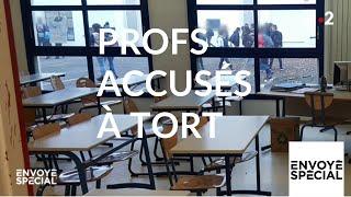 Documentaire Profs accusés à tort
