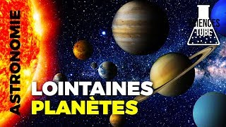 Documentaire Exploration de l'univers – Nos planètes lointaines