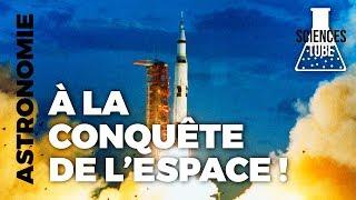 Documentaire Exploration de l'univers- La conquête de l'espace