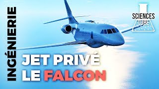Documentaire Jet privé :  le Falcon