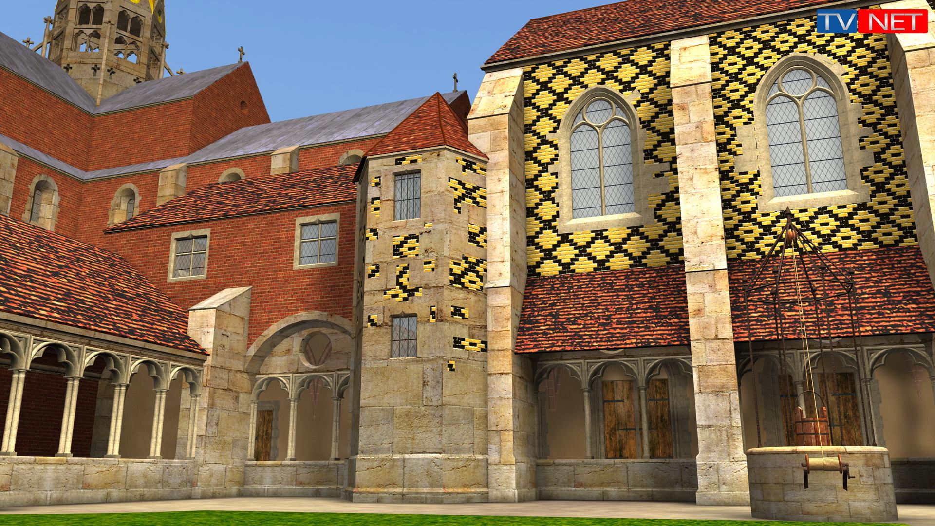 Documentaire L'Abbaye de Cîteaux