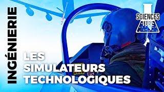 Documentaire Les simulateurs technologiques