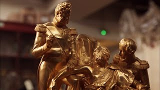 Documentaire Les trésors du mobilier national : entre les murs des palais