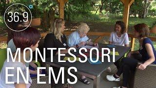 Documentaire Montessori en EMS