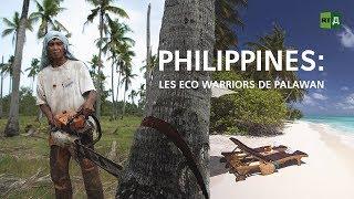 Documentaire Philippines : les eco warriors de Palawan