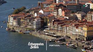 Documentaire Échappées belles – Portugal, un avant-goût d'été