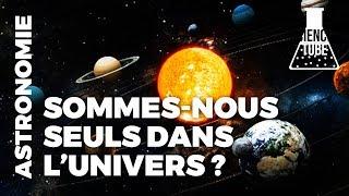 Documentaire Sommes-nous seuls dans l'univers ?
