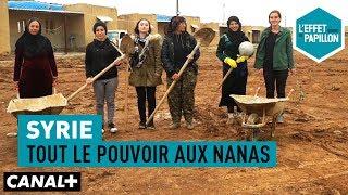 Documentaire Syrie : tout le pouvoir aux nanas
