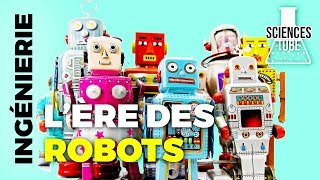 Documentaire Comment la robotique a changé nos vies