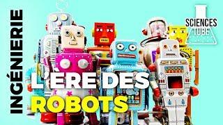 Comment la robotique a changé nos vies