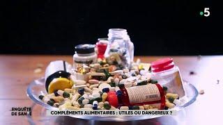 Documentaire Compléments alimentaires : utiles ou dangereux ?