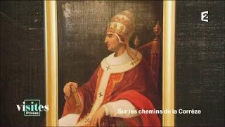 Documentaire Corrèze, terre des papes au 14ème siècle