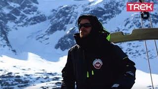Documentaire Aurélien Ducroz, de la mer aux sommets : Groenland