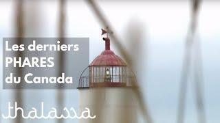 Documentaire Visite privée des plus beaux phares d'Amérique du Nord