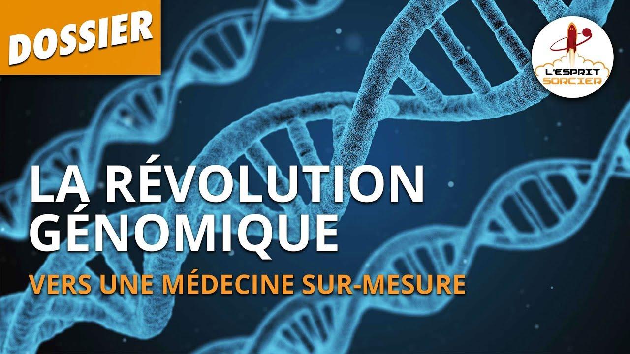 Documentaire L'Esprit Sorcier – La révolution génomique