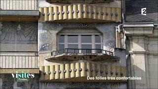 Documentaire La maison bleue d'Angers