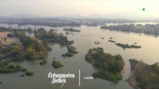 Documentaire Échappées belles – Laos, un voyage différent