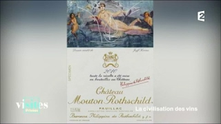 Documentaire Le musée du Vin à Mouton Rothschild