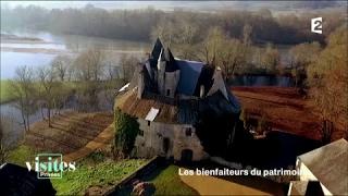 Documentaire Les bénévoles au secours des vieilles pierres
