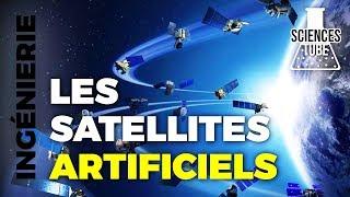 Documentaire Les satellites artificiels humain