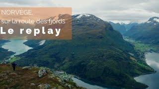 Documentaire Norvège, sur la route des fjords