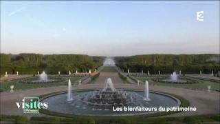 Documentaire Rockefeller au secours de Versailles