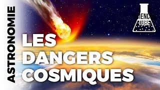 Documentaire Les dangers cosmiques