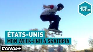 Documentaire États-Unis : mon week-end à Skatopia