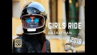 Documentaire Le Rajasthan en voyage moto 100% féminin