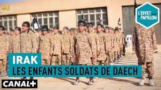 Documentaire Irak : les enfants soldats de Daech