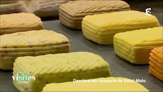 Documentaire Le beurre Bordier