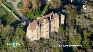 Documentaire Le château de Boussac