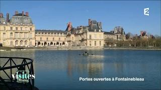 Documentaire Le château de Fontainebleau